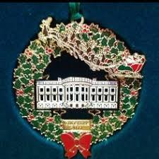 the white house ornament washington d c brass city state