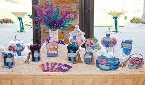Pink Wedding Candy Buffet by Celebrations By Amy Bacon A Celebrations By Amy Bacon Theme Candy