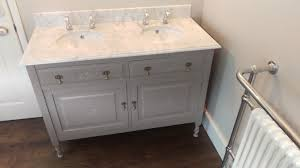 Make Your Own Bathroom Vanity by How To Make Your Own Bathroom Washstand Charlie Diyite