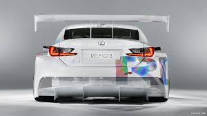 lexus rcf wallpaper 2014 lexus rc f gt3 racing concept rear hd wallpaper 8