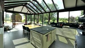 extension cuisine rideaux pour veranda leroy merlin revolutionarts co