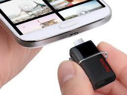 flash on android sandisk s new usb 3 0 flash drive can connect directly to android