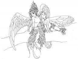 100 ideas fairy coloring pages on gerardduchemann com