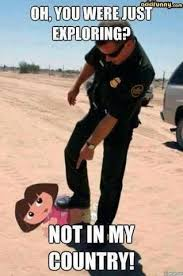 Merica Meme - dora merica s most wanted now that s merican