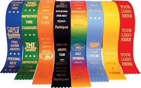 custom ribbon custom ribbon roll 2 x 6 inches approximately 600 ribbons per roll