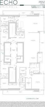 echo brickell floor plans echo brickell unit ph2 condo for sale in brickell miami condos