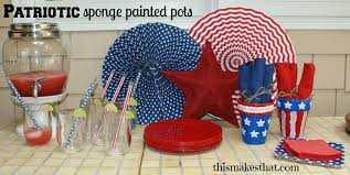 creative uses for your patriotic pot this makes that
