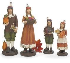 thanksgiving pilgrim statues 28 best american figurines images on