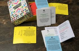introducing cards for culture playful strategy development for