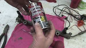 diy fuel injector cleaning youtube