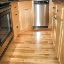 professional yellow birch hardwood floor installation by wh wood