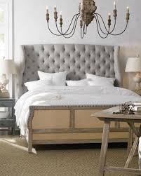 Upholstered Bed Frame Cole California by Bedroom Furniture King Size Beds U0026 Night Stands At Neiman Marcus