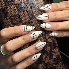 best 25 line nail art ideas on pinterest line nail designs