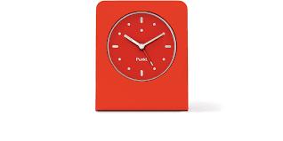punkt ac 01 alarm clock red punkt horne