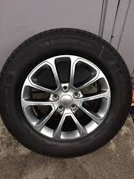 jeep grand cherokee wheels 2014 jeep grand cherokee wheels and michelin tires auto parts in