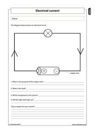 all about circuits worksheets physical science and physics
