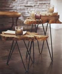 tree trunk coffee table beautiful coffee tables made from tree trunks on home decorating
