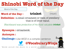 word of the day vocabulary page 3