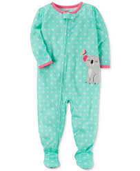 s 1 pc koala footed pajamas baby 0 24 months