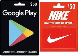 play gift card deals cvs 50 gift card play nike more 15 extrabucks
