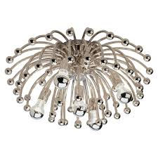 Large Flush Mount Ceiling Light by Anemone Flush Mount Ceiling Light Collectic Home