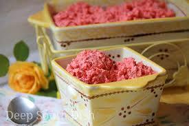 Jello Salad With Cottage Cheese And Mandarin Oranges by Deep South Dish Buttermilk Congealed Salad Pink Jello Salad