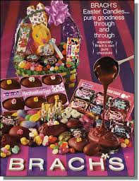 where can i buy brach s chocolate 1968 easter goodies basket brach s candy print ad easter