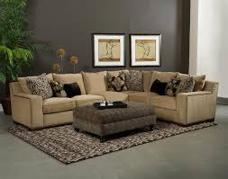 Fairmont Designs Theodore  Piece Sectional Classic Overtones Are - Contemporary living room furniture las vegas