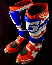 gaerne sg12 motocross boots 2017 gaerne sg12 motocross boots red white blue