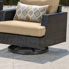 Comfort Chairs Portofino Comfort Motion Club Chairs Heather Beige Rst Brands