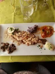 cuisiner le gardon restaurant au gardon frit dans pouzay avec cuisine fruits de mer