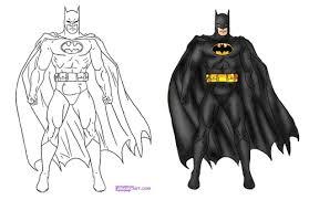 cartoon batman drawings pencil drawing collection