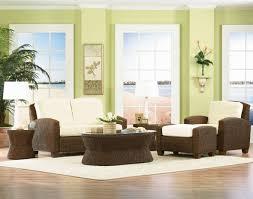 indoor wicker rattan furniture for modern interior decor