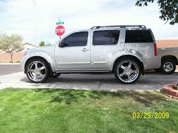 nissan pathfinder with rims azpath 2007 nissan pathfinder specs photos modification info at
