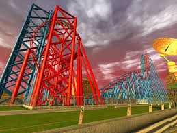 List Of Roller Coasters At Six Flags Great Adventure Batman U0026 Robin The Chiller Six Flags Great Adventure Downloads