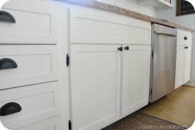 Trim For Cabinet Doors From Drab To Fab Adding Trim To Cabinets