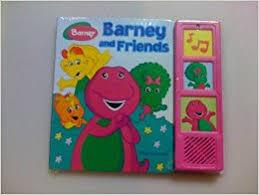 barney friends barney play sound book editors