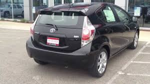 toyota prius 2014 review 2012 toyota prius c package four black on black review test drive