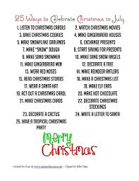 christmas in july ideas page 001 for holidays pinterest xmas