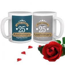 25th wedding anniversary gift silver jubilee 25th wedding anniversary gift for parents
