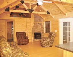 cheap hunting cabin ideas getaway cabins pine creek structures