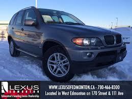 lexus dealership southern california used grey 2004 bmw x5 awd 3 0i review lacombe alberta youtube