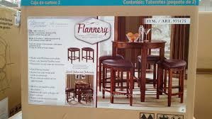 Dining Tables  Dining Room Sets Walmart Cheap Kitchen Chairs - Bar height dining table walmart