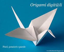 origami gabbiano d罠but du si罟cle creativit罌 quando la fantasia diventa libert罌