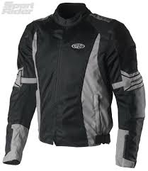 sport biker jacket agv sport airvent vented textile jacket sr tested sport rider