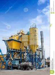 cement factory royalty free stock photos image 14663348