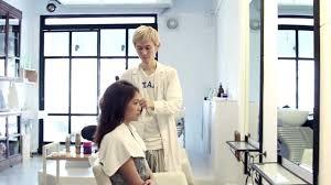 feminization salons for men boy hair salon youtube