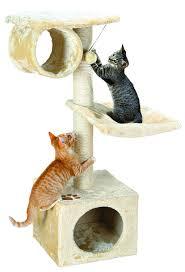 Trixie Cat Hammock by Amazon Com Trixie Pet Products San Fernando Cat Tree Beige