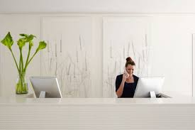 Front Desk Executive Means Receptionist Skills List With Examples