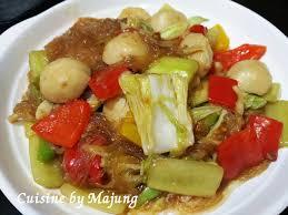 pic cuisine ผ ดโป ยเซ ยน by majung cuisine by majung